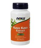 NOW FOODS Kava Kava 250mg 60 kaps.