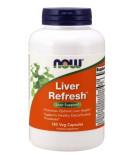 NOW FOODS Liver Refresh 180 kaps.