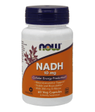 NOW FOODS NADH 10mg 60 kaps.