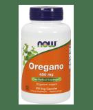 NOW FOODS Oregano 450 mg 100 kaps.