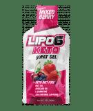 NUTREX Lipo-6 Keto goFAT Gel 30 ml