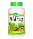 NATURE'S WAY Wild Yam Root 180 kaps.