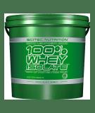 SCITEC 100% Whey Isolate 4000g