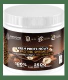 SONCONE Krem proteinowy o smaku czekolady i orzecha laskowego 250g