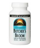 SOURCE NATURALS Butchers Broom 250 tab.