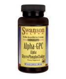 SWANSON Alpha GPC 300mg 60 kaps.