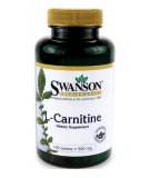 SWANSON L-Carnitine 100 tab.