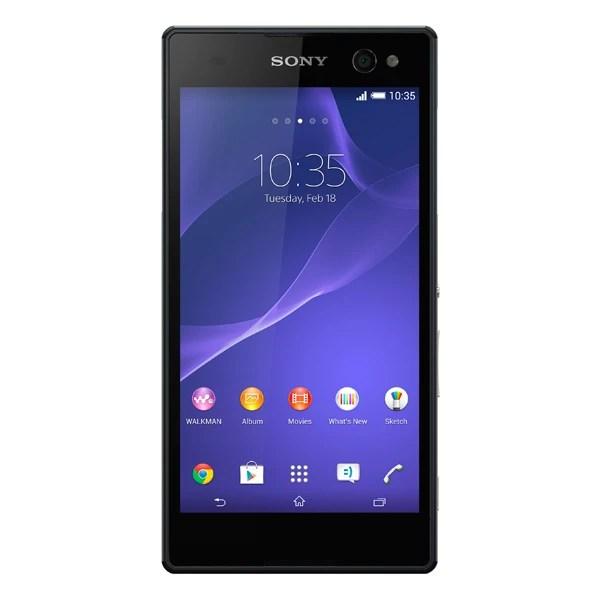 Смартфон Sony Xperia C3 D2533 Black