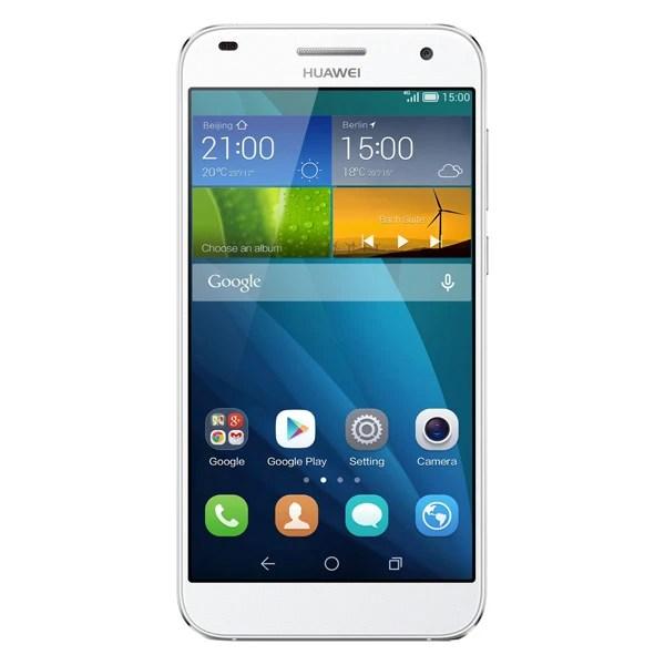 Смартфон Huawei Ascend G7 Silver