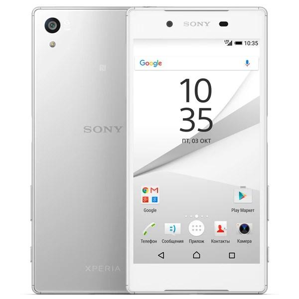 Смартфон Sony Xperia Z5 E6653 White