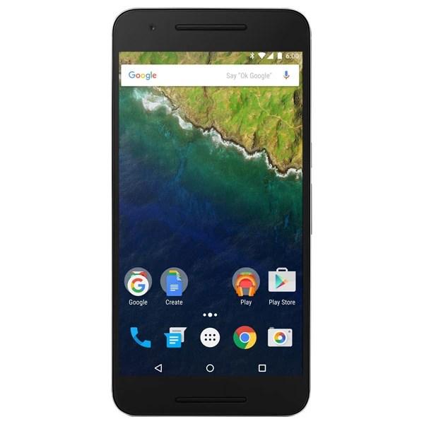 Смартфон Huawei Nexus 6P 64GBSilver