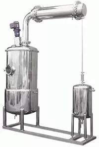 蒸餾系統 臺灣最專業的機械設備製造商領導品牌 - 金長田企業有限公司