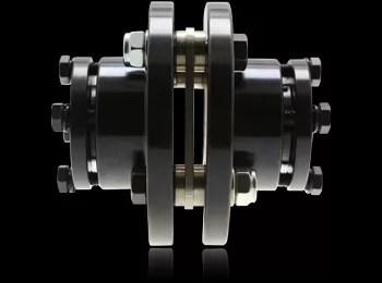 鋼片式聯軸器 - 統嶺實業有限公司 昆山統信機電