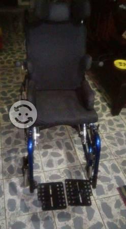 Silla de ruedas pca para paralisis cerebral  Posot Class
