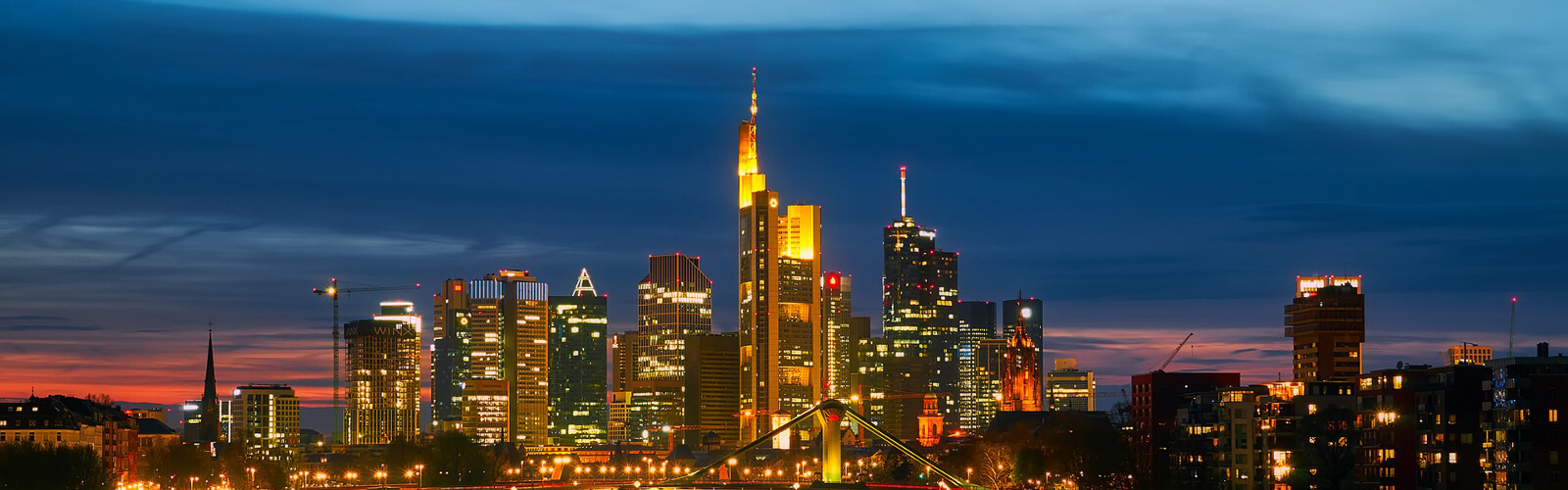 Transfers To And From Frankfurt Airport Fra With Sixt Mydriver