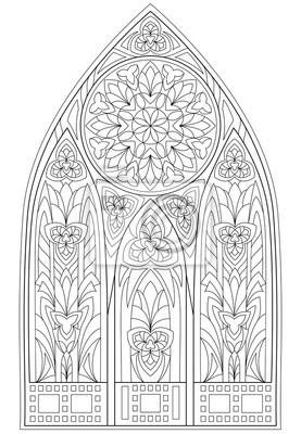 27 Coole Kirchenfenster Gotik Malvorlage Beste Malvorlagen