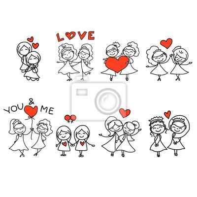 Dibujos Para Parejas Simple Ver Dibujos De Enamorado Para