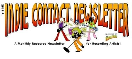 Indie Contact Newsletter September