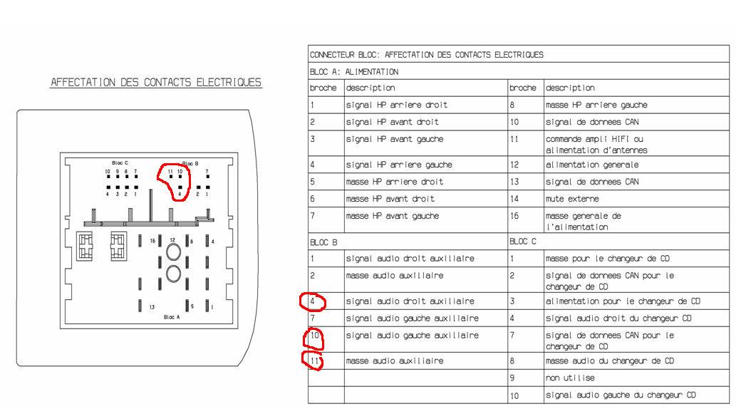 peugeot 308 rd4 wiring diagram