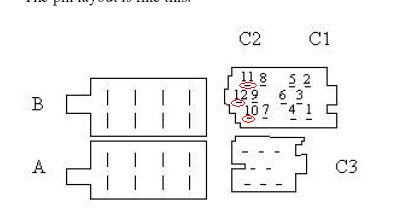 Aftermarket Cd Player Wiring Diagram CD Player Controls
