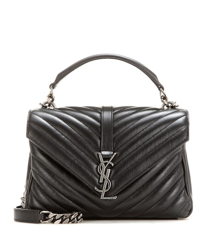 Classic Monogram quilted leather shoulder bag