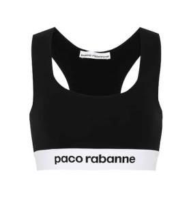 Top sportivo in jersey stretch | Paco Rabanne