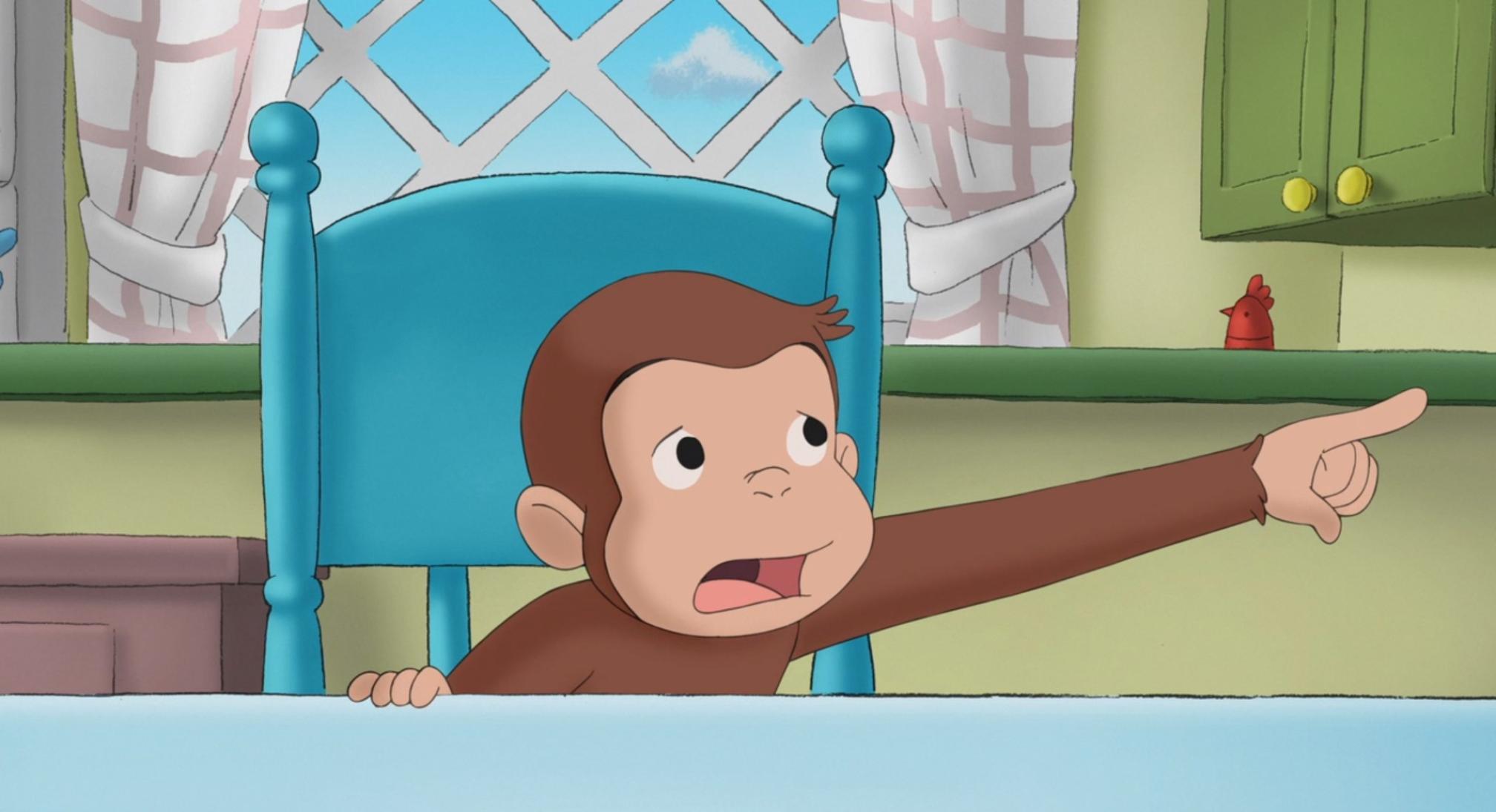 好奇猴喬治 第十季 第15集 - 兒童卡通 - 兒童線上看 - myVideo   陪你每一刻