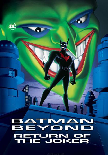 未來蝙蝠俠:小丑歸來 - 動作冒險 - 電影線上看 - myVideo   陪你每一刻
