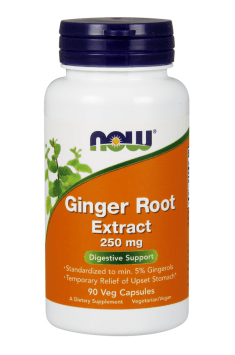 Ginger Root Extract 250mg