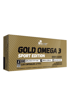 Gold Omega-3 Sport Edition