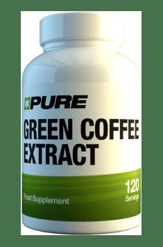 Green Coffee Extract 500mg