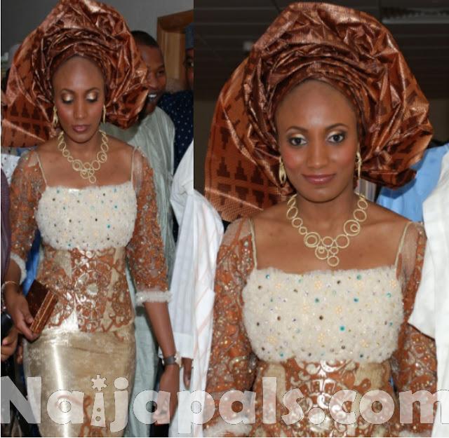 Nafisat Yuguda Of Bauchi State Daughter Of Late President