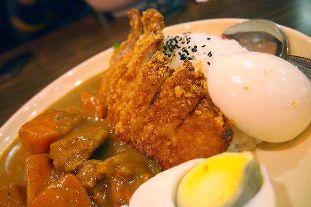 麵太郎-咖哩豬排飯