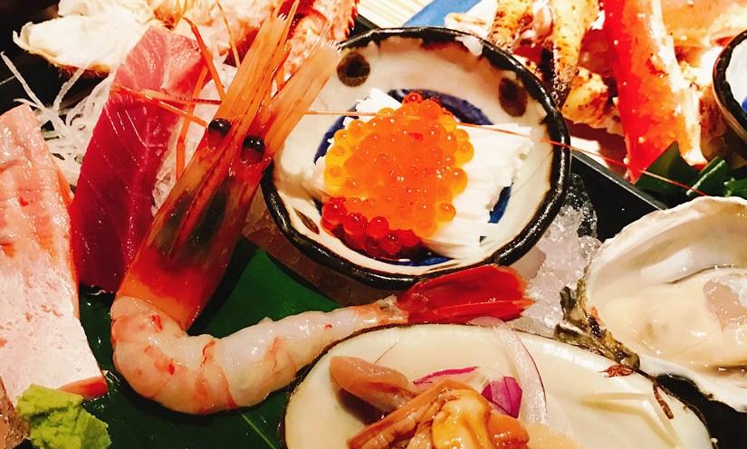 上引水產 立吞美食初體驗!|三井餐飲在台北的頂級鮮貨魚市