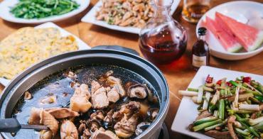 彰化花壇》黑公雞風味餐廳/軒尼詩V.S.O.P。摩登台菜創新吃法,聚餐好去處