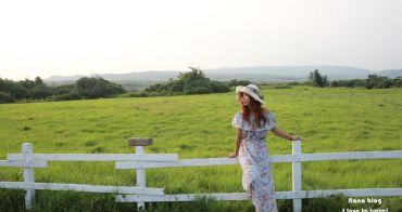 【墾丁景點推薦】水蛙窟生態社區。一望無際的大草原,有世外桃源之稱,墾丁必拍攝影的絕佳場景。