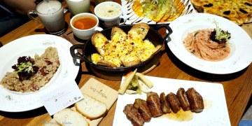 【美食♔台南東區】Les Petits Pots 小銅鍋義式餐廳。「聚餐好所在」新菜單上市!來一起慶祝父親節囉~一起分享吃感情更好!激推必點舒芙蕾甜點。鄰近德安百貨、台南文化中心、巴克禮公園