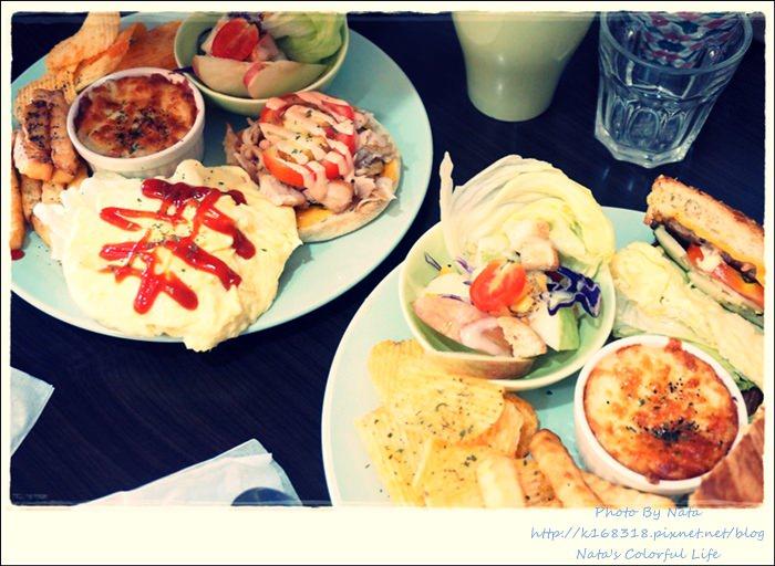 【美食♔台南中西區】喜茶season cafe。老屋欣力之Brunch Time~一客早午餐199元,餐點多種選擇