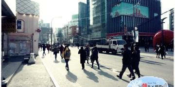 【旅行✈KOREA】2013韓冬戀雪×首爾Snow Trip*新村新風貌、梨大女人街!路邊攤美食也是必吃@新村站&梨大站