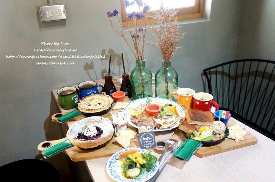 【美食♔台南中西區早午餐】壹零捌 • 一。特別的法式鑄鐵鍋鬆餅!季節限定草莓鬆餅和草莓奶酪(2019.02更新)