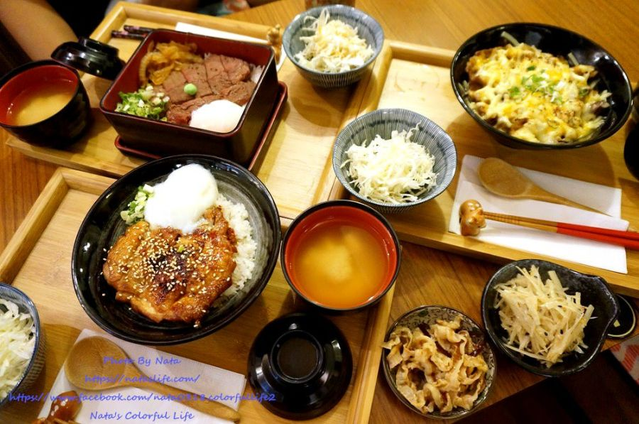 【美食♔台南東區丼飯】丼丸-donmaru。大學路18巷美食!學生族群的最愛~使用自助點餐機,不用排隊、點餐不用等