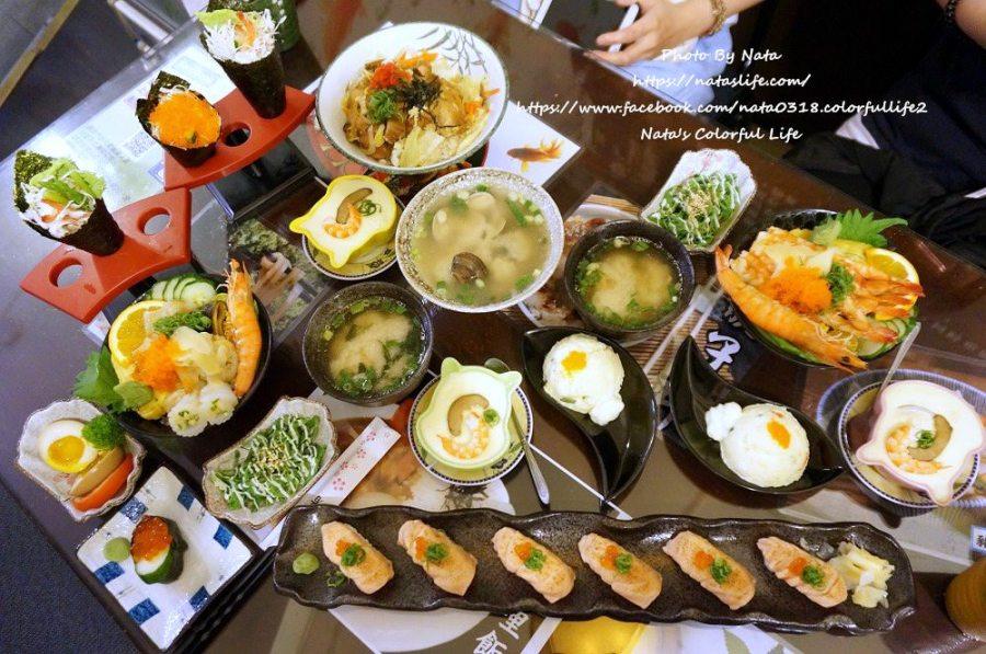【美食♔台南東區丼飯】有希諾壽司。C/P值頗高的住宅區日式料理!便宜又大碗,讓人吃到很有飽足感