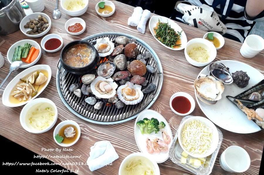 【旅遊✈韓國】釜山自由行│松島美食‧해적 해물나라海盜海鮮國家。跟著松島海上纜車走,一起來吃會痛風的海鮮貝類鍋,另有烤鰻魚