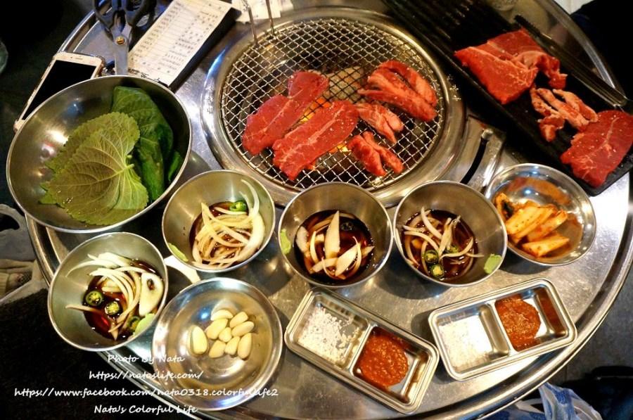【旅遊✈韓國】首爾自由行│弘大美食‧무쏘燒烤吃到飽。24小時營業!不到600元台幣,就可以把牛肉吃到飽~