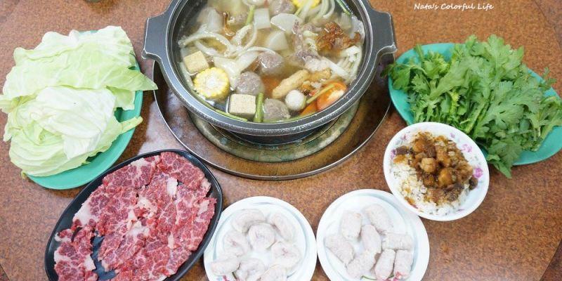 【美食♔台南永康牛肉火鍋】天才現宰牛肉爐。全牛料理!湯、爐、炒、燉都有,湯頭甘甜無腥味~必點100%純原牛肉爆漿牛肉丸
