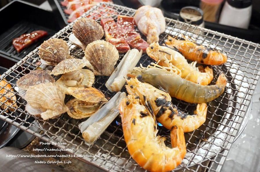 【美食♔台南安平區燒烤】台灣水道蝦 (台南店)。HEN蝦、超蝦!泰國蝦699吃到飽│台南安平聚餐