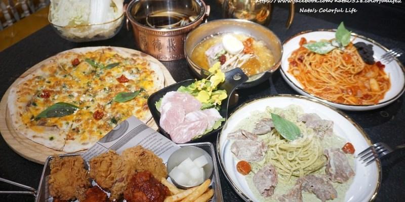 【美食♔台南東區複合式餐廳】金大尉不只是鍋物(台南德安店)。多變化的韓式料理!自助點餐還有引進隱藏式電磁爐│台南東區聚餐