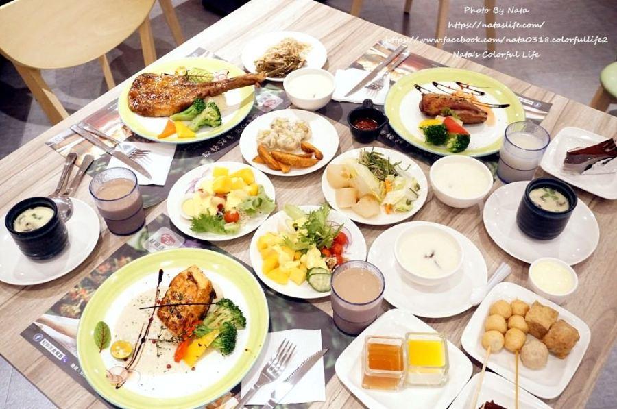 【美食♔台南東區吃到飽】好田洋食餐廳。文化中心美食!西式主餐+蔬活鮮食吧吃到飽│台南東區聚餐(2019.05更新)