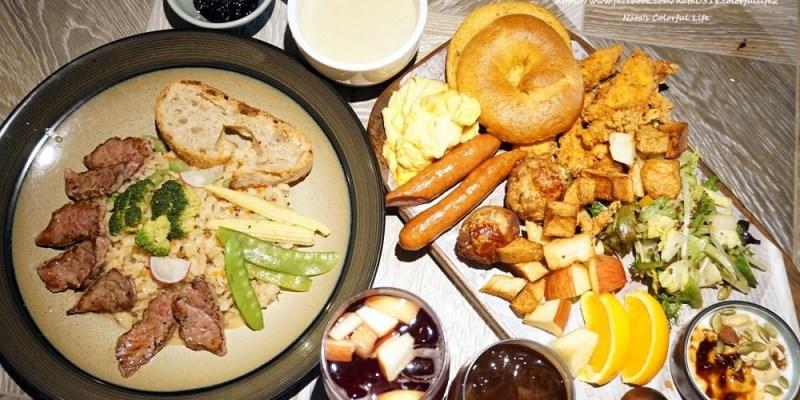 【美食♔台南中西區早午餐】In Stock飲食客。老屋派早午餐,豐富CP值又高│東門圓環美食