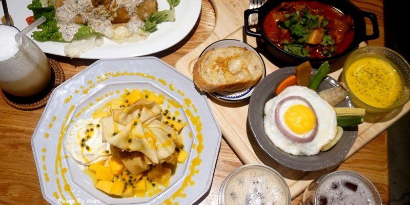 【美食♔花蓮市法式薄餅】Oh La La 法式薄餅 · 家常菜。道地的法式美食不僅是在地人愛,連外國旅客也愛
